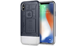 Spigen iPhone X Case Classic C1 Graphite