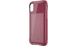 Griffin Survivor Fit Apple iPhone X Back Cover Red