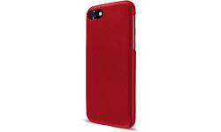 Artwizz Leather Clip iPhone 7 Red