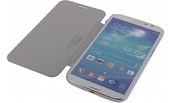 Röck Elegant Side Flip Case Lake Blue Samsung Galaxy Mega 6.3 I9200