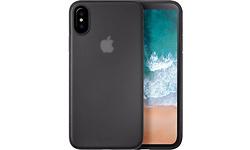 Laut SlimSkin Apple iPhone X Back Cover Black
