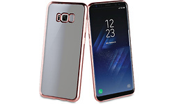 Muvit LIFE Bling back Case Pink Gold For Samsung G955 Galaxy S8 Plus