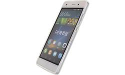 Mobilize Gelly Case Huawei P8 Lite, Transparent