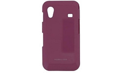 Mobilize Cover Glossy Coating Pink Samsung Galaxy Ace S5830