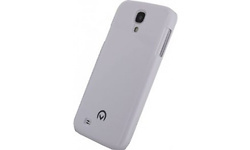 Mobilize Cover Glossy Coating White Samsung Galaxy S4 i9500/i9505