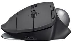 Logitech MX Ergo Wireless Trackball Mouse Black