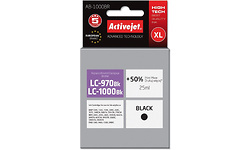 ActiveJet AB-1000BR 25ml Black