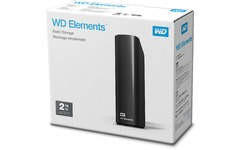 Western Digital Elements 10TB Black