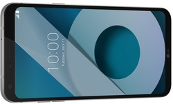 LG Q6 Ice Platinum Silver