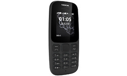 Nokia 105 2017 Black
