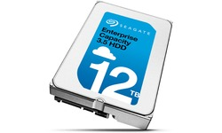 Seagate Enterprise 3.5 HDD Helium 12TB (SAS, 512e, SED)