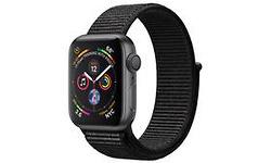Apple Watch Series 4 40mm Space Grey Sport Loop Black