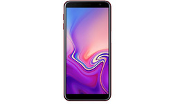 Samsung Galaxy J6+ Red