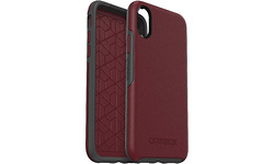 Otterbox Symmetry Apple iPhone Xs Back Cover Red