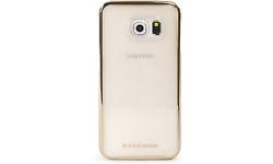 Tucano Elektro Snap Case for Galaxy S6 Edge, Gold