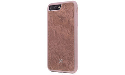 Woodcessories EcoCase Stonez Airshock for iPhone 7/8 Plus Red