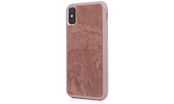 Woodcessories EcoCase Stonez Airshock Canyon Red iPhone X