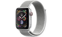 Apple Watch Series 4 4G 40mm Silver Sport Loop Shell