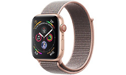 Apple Watch Series 4 4G 40mm Gold Sport Loop Pink Sand