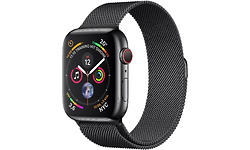 Apple Watch Series 4 4G 40mm Black Sport Loop Black