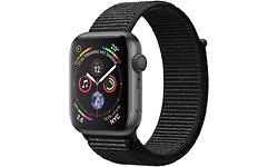 Apple Watch Series 4 44mm 4G Space Grey Sport Loop Black