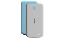 Nokia Dual Cover Nokia 1 Grey & Blue