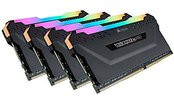 Corsair Vengeance RGB Pro Black 64GB DDR4-2666 CL16 quad kit