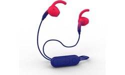 iFrogz 304001832 In-Ear Navy/Red