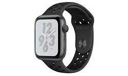 Apple Watch Nike+ Series 4 40mm Space Grey Sport Band Black/Silver