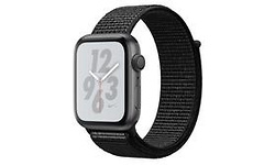 Apple Watch Nike+ Series 4 44mm Space Grey Sport Loop Black