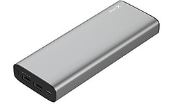 XLayer Powerbank Plus 20100 Space Grey