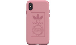 Adidas Tactile Apple iPhone X Back Cover Pink