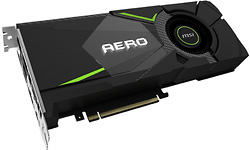 MSI GeForce RTX 2080 Aero 8GB