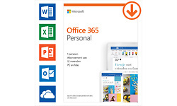 Microsoft Office 365 Personal 1-year (Subscription)