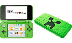 Nintendo New 2DS XL Minecraft Creeper