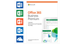 Microsoft Office 365 Business Premium 1-year (EN)
