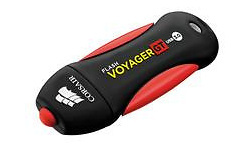 Corsair Flash Voyager GT 128GB Black/Red