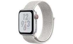 Apple Watch Nike+ 4G 40mm Silver Sport Loop White
