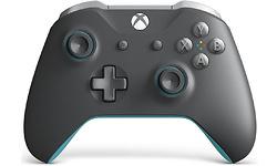 Microsoft Xbox One S Wireless Controller Grey/Blue