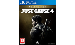 Just Cause 4 Gold Edition (PlayStation 4)