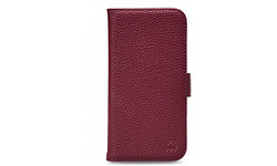 Mobilize Elite Gelly Wallet Book Case Samsung Galaxy A6 2018 Burgundy