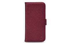 Mobilize Elite Gelly Wallet Book Case Samsung Galaxy A6+ 2018 Burgundy