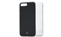 Mobilize Solid Silicone Case Apple iPhone 7 Plus/8 Plus Black