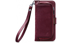 Mobilize 2in1 Gelly Wallet Zipper Case Samsung Galaxy S7 Bordeaux