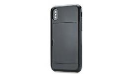 Xccess Card Case Apple iPhone X/Xs Black