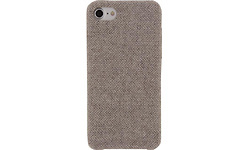 Xccess Fabric Cover Apple iPhone 7/8 Beige