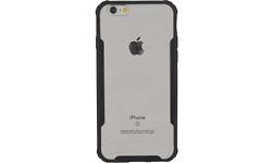Xccess Novus Hybrid Case Apple iPhone 6/6S Black/Transparant
