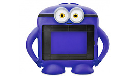 Xccess Tough Kids Tablet Case for Apple iPad Mini/2/3/4 Purple