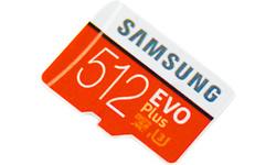 Samsung Evo+ MicroSDXC UHS-I U3 512GB + Adapter