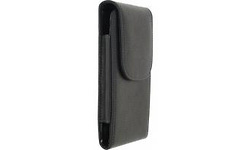 Xccess Universal Vertical Holster whiteh Rotating Clip 5.0' Black